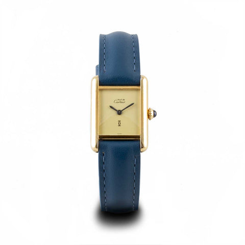 "Montre d'occasion - Cartier ""Must"" - 1600€"