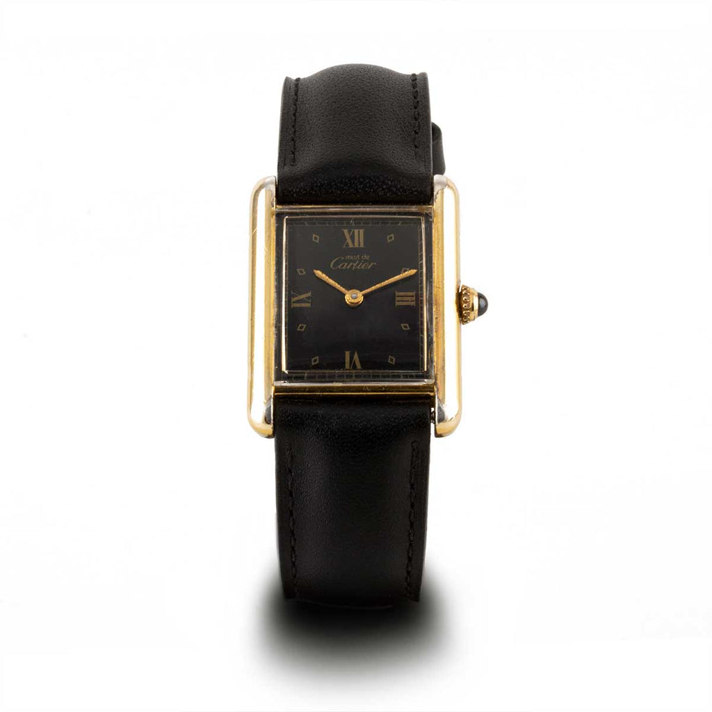 "Montre d'occasion - Cartier - ""Must""- 1500€"