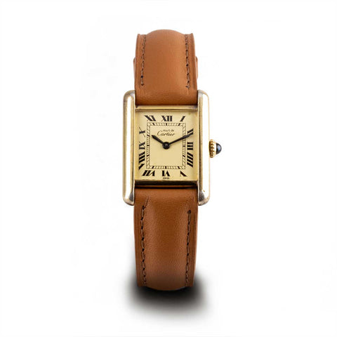 "Montre d'occasion - Cartier - ""Must"" - 1500€"