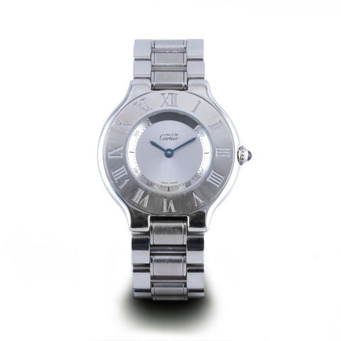 "Montre d'occasion - Cartier ""Must"" - 1200€"