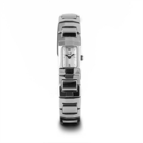Montre d'occasion - Dunhill - Baby Facet - 1000€ - watch band leather strap - ABP Concept -