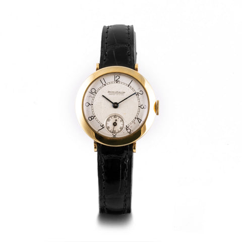Montre d'occasion - Jaeger Lecoultre - 2300€ - watch band leather strap - ABP Concept -