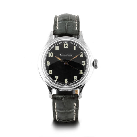 Montre d'occasion - Jaeger Lecoultre - 2400€ - watch band leather strap - ABP Concept -