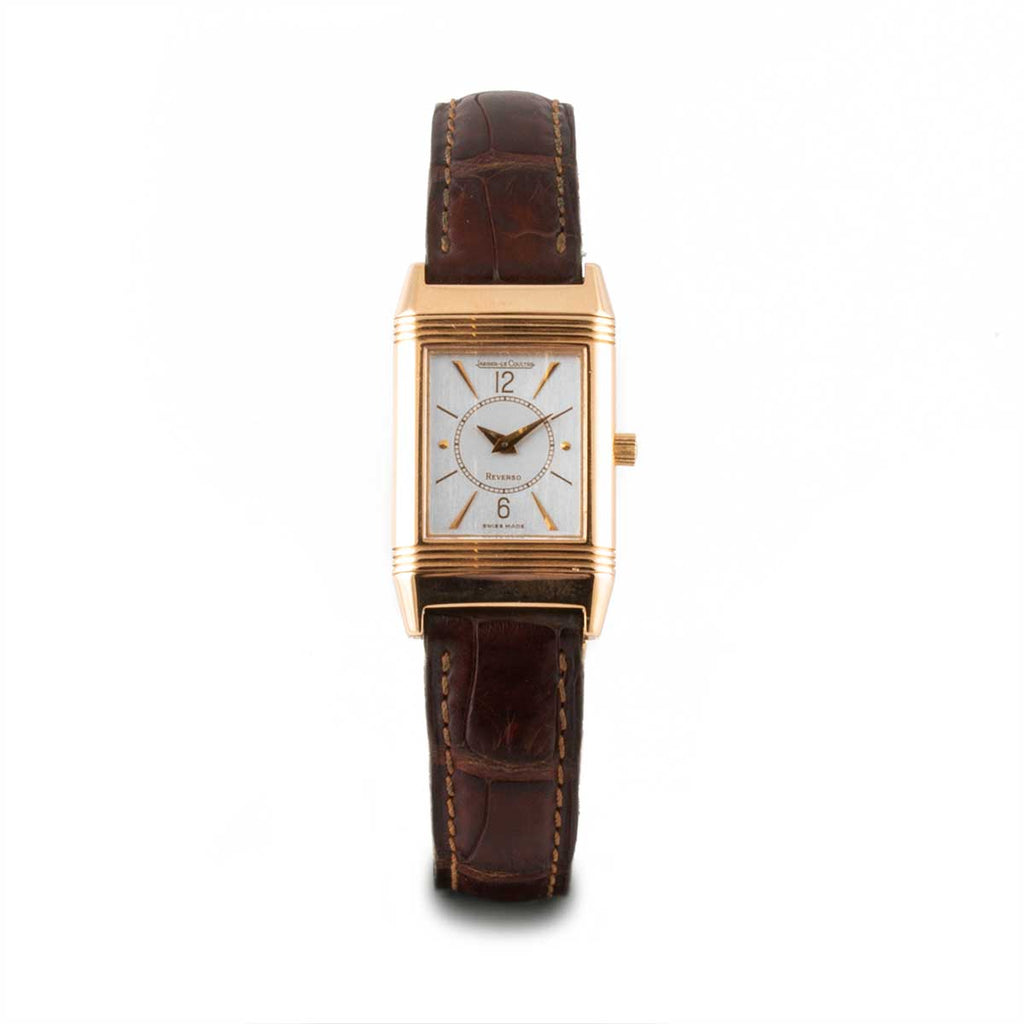 Montre d'occasion - Jaeger Lecoultre - Reverso - 6000€ - watch band leather strap - ABP Concept -