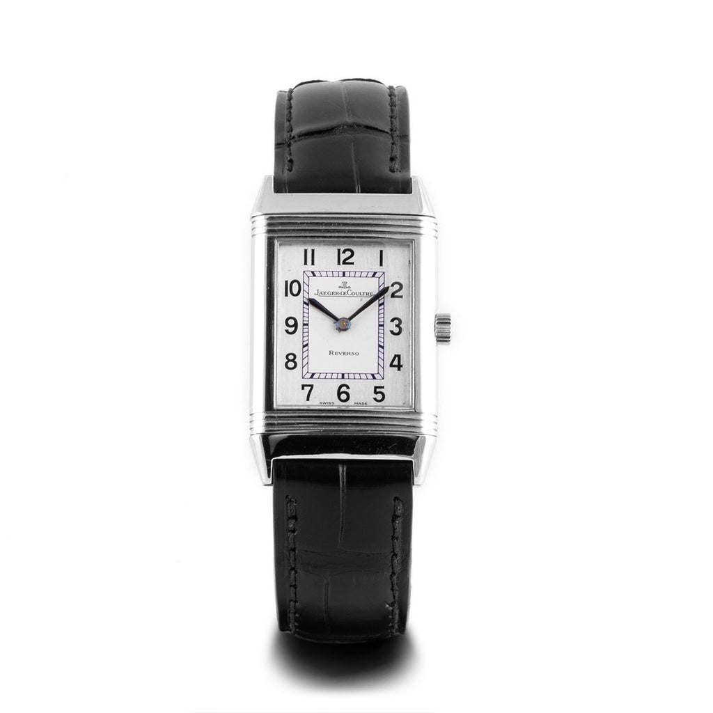 Montre d'occasion - Jaeger Lecoultre - Reverso - 3200€ - watch band leather strap - ABP Concept -