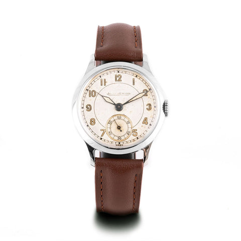 Montre d'occasion - Jaeger Lecoultre - 1900€ - watch band leather strap - ABP Concept -