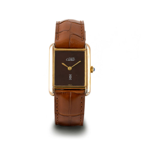 "Montre d'occasion - Cartier - ""Must"" - 1400€"