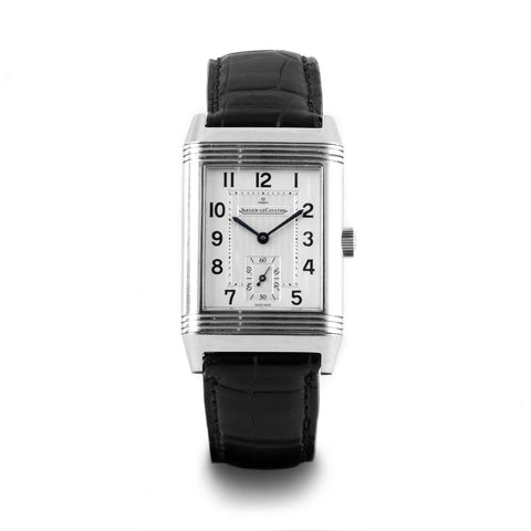 Montre d'occasion - Jaeger Lecoultre - Reverso - 3600€ - watch band leather strap - ABP Concept -