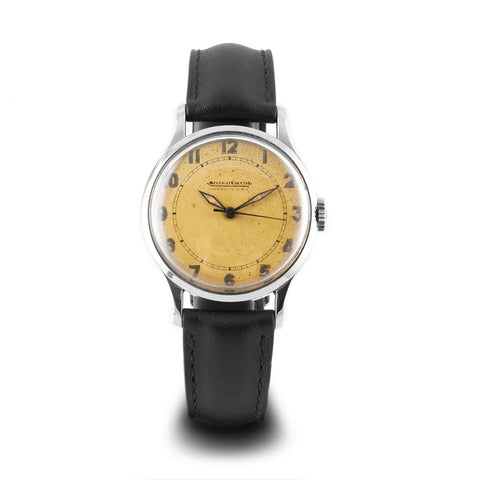 Montre d'occasion - Jaeger Lecoultre - 1600€ - watch band leather strap - ABP Concept -