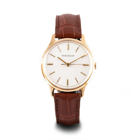 Montre d'occasion - Jaeger Lecoultre - 2200€ - watch band leather strap - ABP Concept -