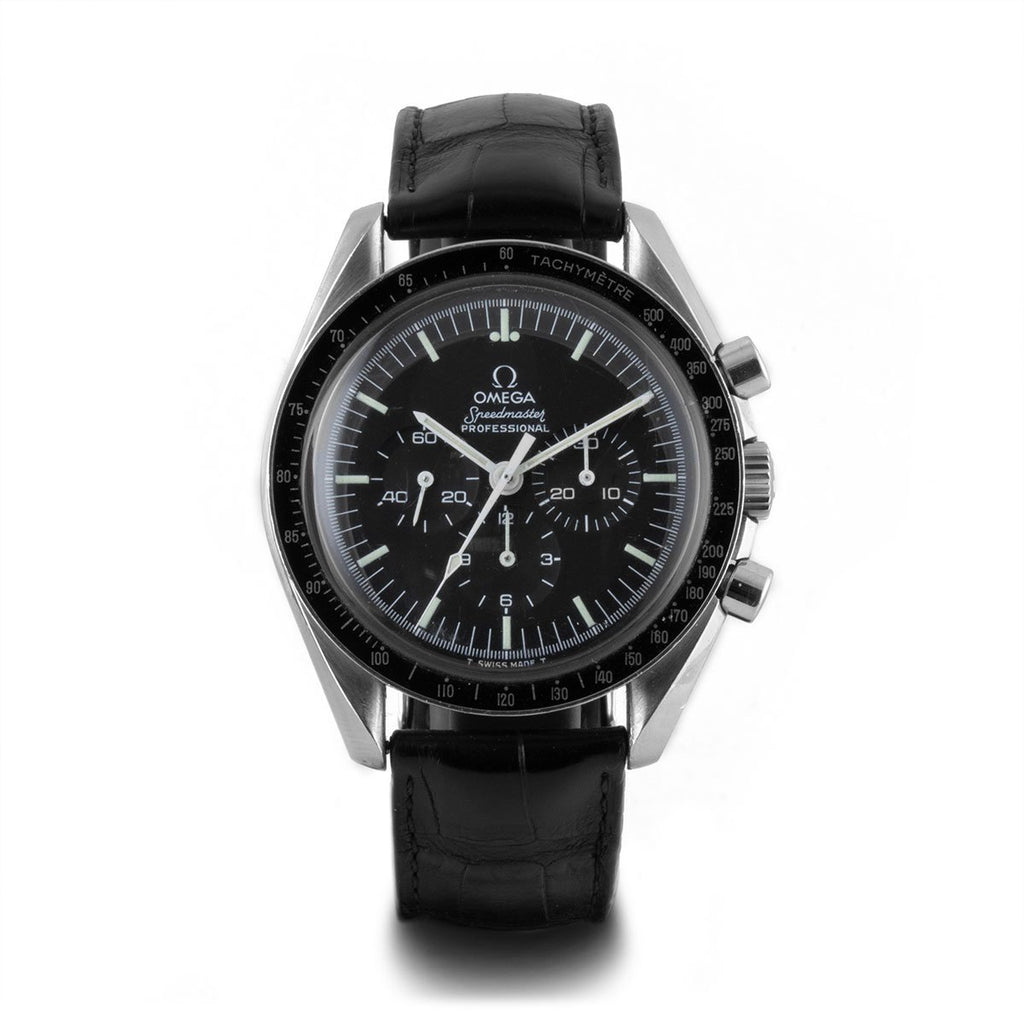 Montre d'occasion - Omega - Speedmaster Moonwatch - 3200€
