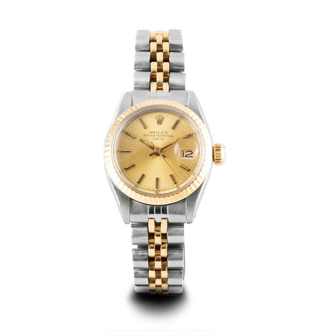 Montre d'occasion - Rolex - Oyster Perpetual Date - 2700€