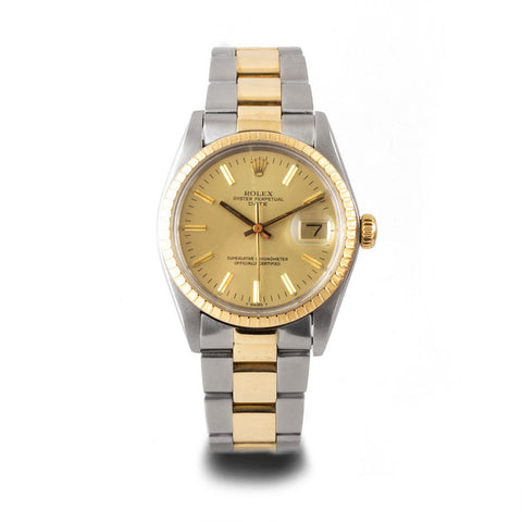 Montre d'occasion - Rolex - Oyster Perpetual Date - 3750€