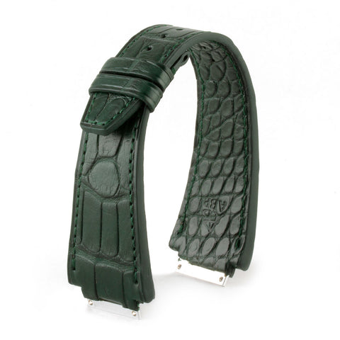 Richard Mille - Bracelet-montre cuir - Alligator vert