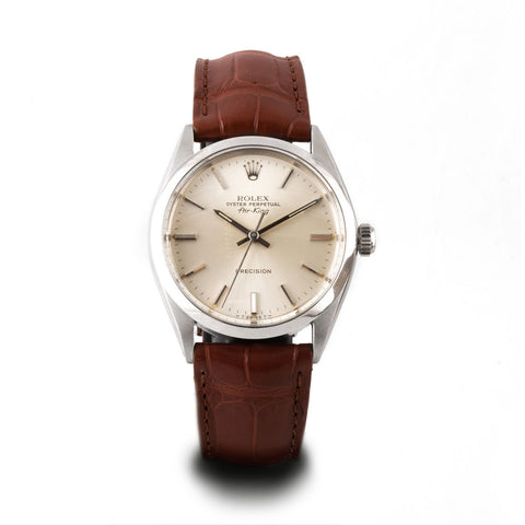 Montre d'occasion - Rolex - Air King - 3200€ - watch band leather strap - ABP Concept -