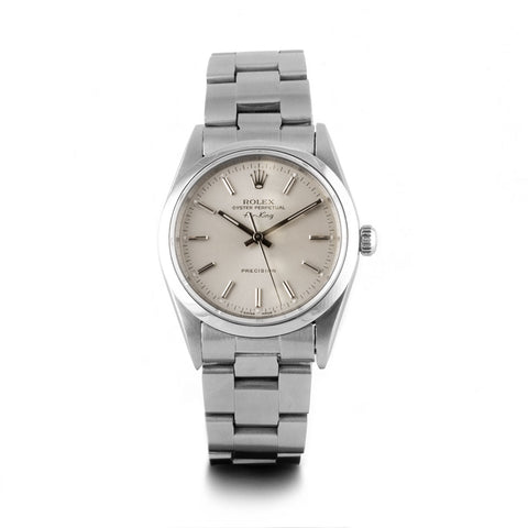 Montre d'occasion - Rolex - Air King Precision - 3200€ - watch band leather strap - ABP Concept -