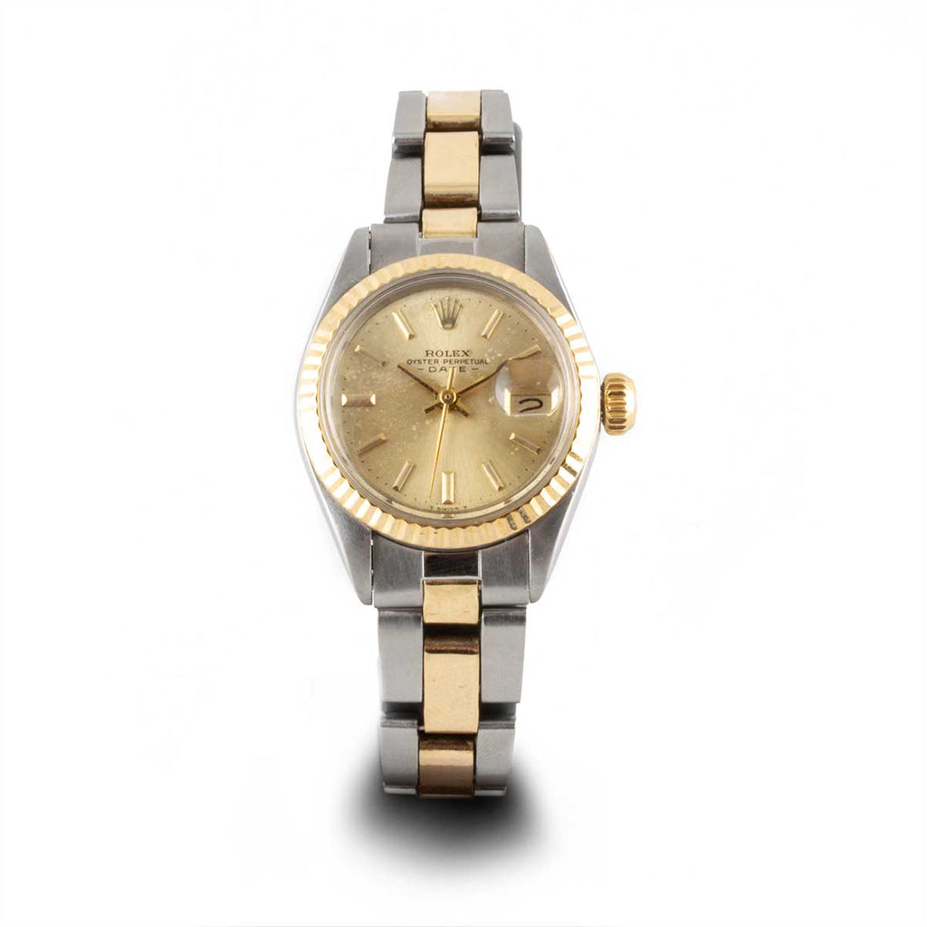 Montre d'occasion - Rolex - Oyster Perpetual Date - 2400€