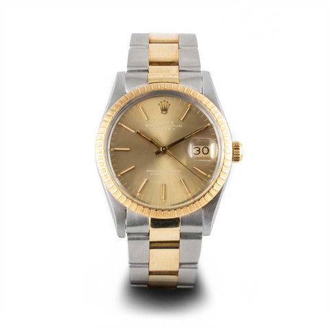 Montre d'occasion - Rolex - Oyster Perpetual Date - 4500€
