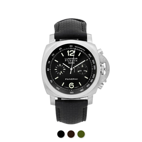 Panerai - Rubber B - Bracelet caoutchouc pour Luminor 1950 44mm (Type I) - SwimSkin®