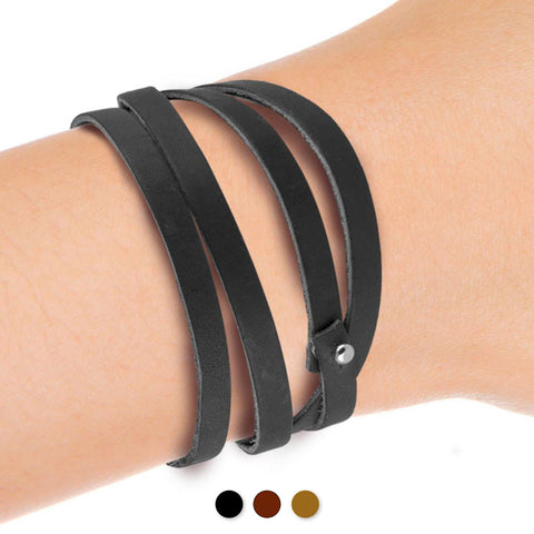 Bracelet spartiate veau barenia - watch band leather strap - ABP Concept -