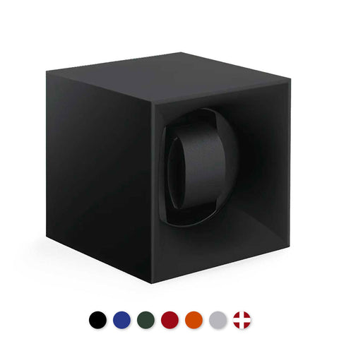 "SwissKubik - Watchwinder 1 montre Startbox ""Soft Touch"""