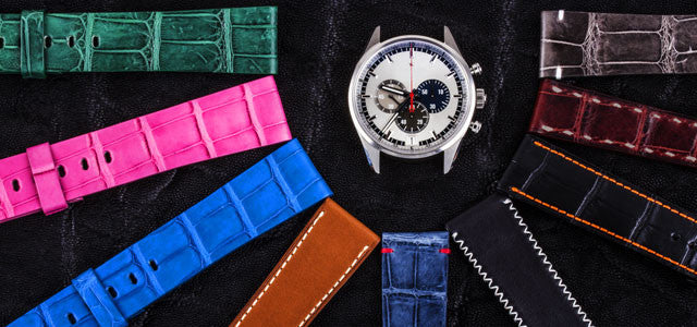 STOCK WATCH STRAPS (ROLEX, OMEGA, CARTIER...)