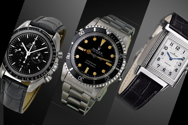 NEW & PRE-OWNED WATCHES
