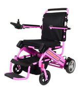 JBH powerchair Pink Folding Bootable Powerchair MB-D05