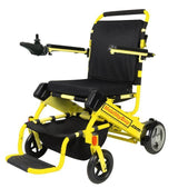 JBH powerchair Yellow Folding Bootable Powerchair MB-D05