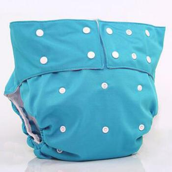 Adjustable Size Reusable Adult Diaper For Old People Disabled Size