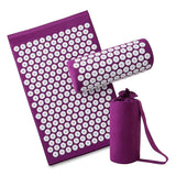 Acupressure Body Massager And Case, Mat Health and Fitness Acupressure Yoga