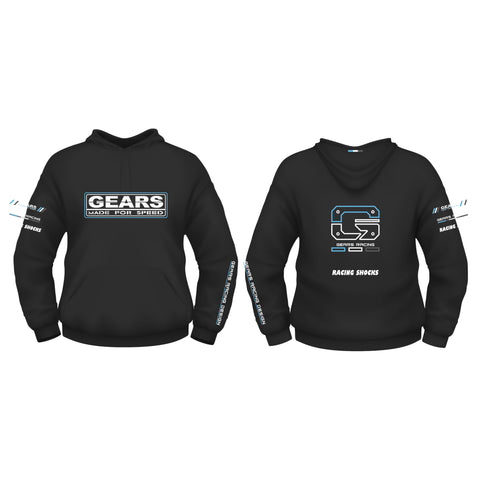 2021 Gears Racing Design Big Fist G Hoody GRD-2101-HD1