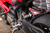DUCATI Monster 1100 EVO (12~) H2P Rear Suspension