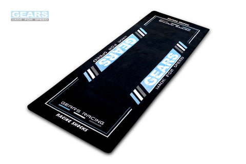 2020 Gears Racing Design Nylon Racing Pit Mat 230x80cm GRD-2007-PM