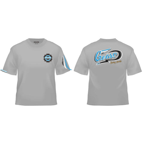 Gears Racing Design Gears T Shirt GRD -1809-TS