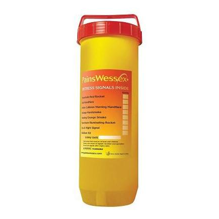 Pains Wessex Flare Storage Polybottle £3L