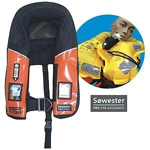 Sowester Challenger Pro PLB Ready 17ON Lifejacket