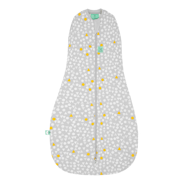 Cocoon Swaddle Bag (0.2 Tog) - Triangle Pops