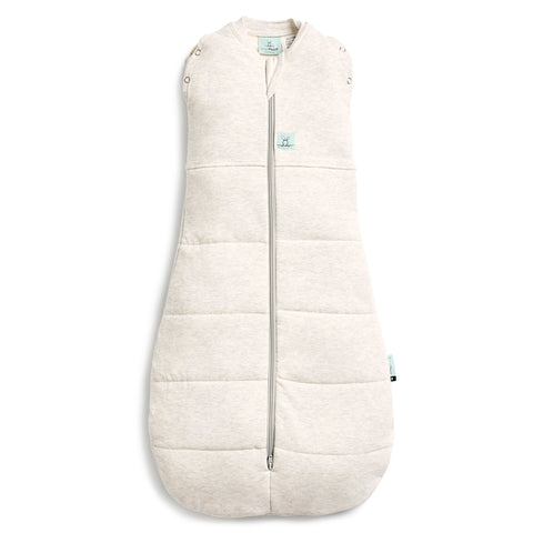 Cocoon Swaddle Sleep Bag (2.5 Tog) - Grey Marle