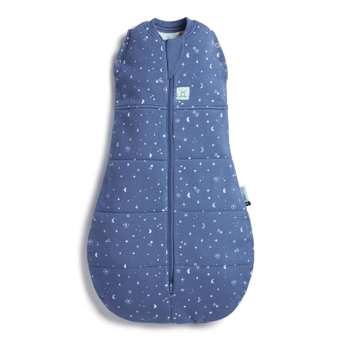 Cocoon Swaddle Sleep Bag (2.5 Tog) - Night Sky