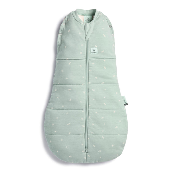 Cocoon Swaddle Sleep Bag (2.5 Tog) - Sage