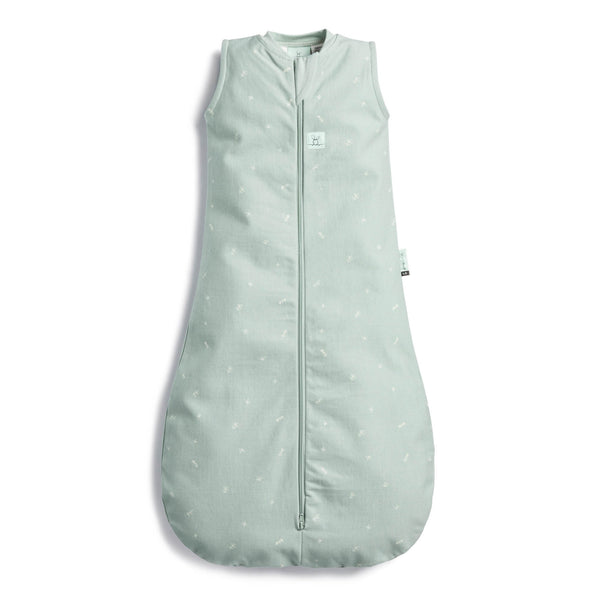 ergoPouch Jersey Sleeping Bag (1.0 tog) - Sage