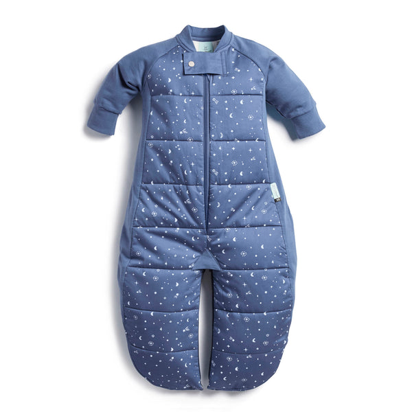 ergoPouch Sleep Suit Bag (2.5 Tog) - Night Sky