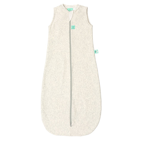 ergoPouch Jersey Sleeping Bag (0.2 TOG) - Grey Marle