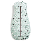 ergoPouch Sheeting Sleeping Bag (0.3 tog) - Mint Clouds