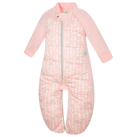 ergoPouch Sleep Suit Bag (2.5 Tog) - Spring Leaves