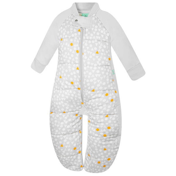 ergoPouch Sleep Suit Bag (3.5 Tog) - Triangle Pops
