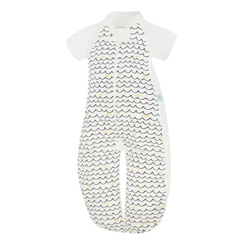 ergoPouch Sleep Suit Bag (1.0 tog) - Waves