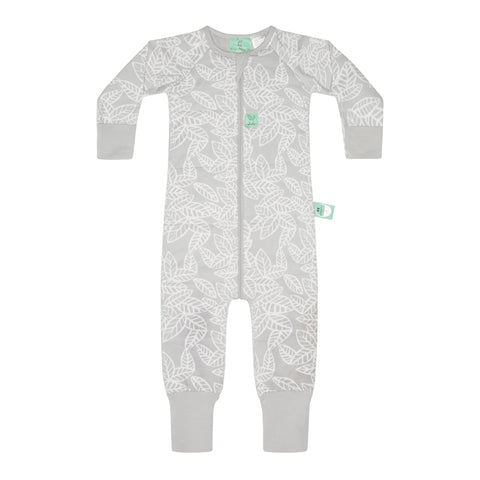 Sleep Onesie (2.5 Tog) - Rainforest Leaves