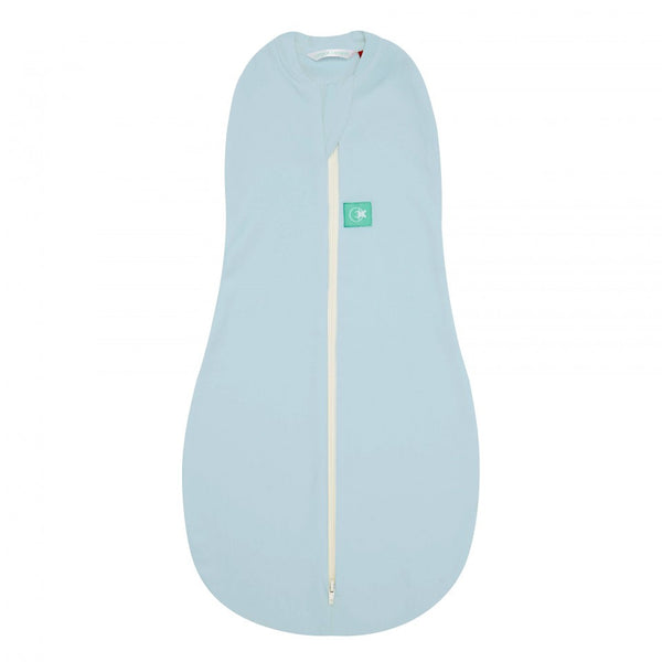 ErgoCocoon Autumn/Spring Swaddle And Sleep Bag (1.0 Tog) - Blue